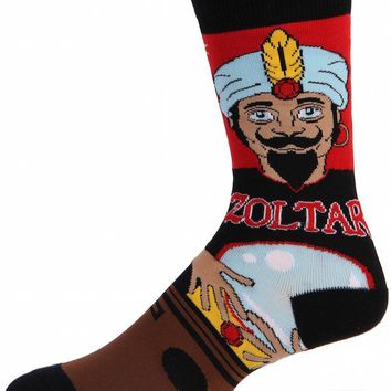 Make a Wish Zoltar Men's Crew Socks