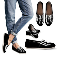 Skeleton Casual Shoes