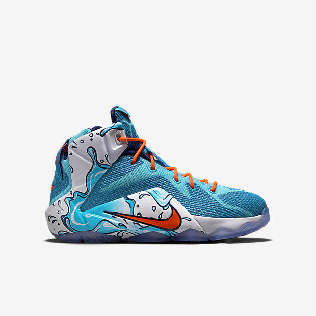 LEBRON 12  BUCKETS  from Nike e70d32a3f5c7