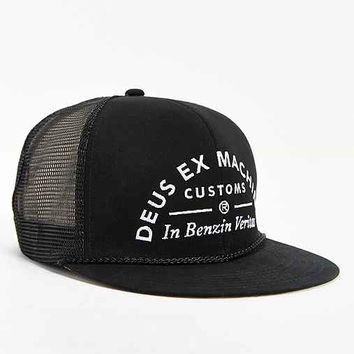 Deus Ex Machina Deusiah Trucker Hat