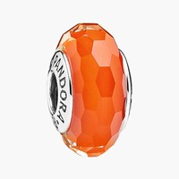 Women's PANDORA 'Fascinating' Murano Glass Bead Charm