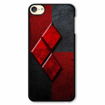 Harley Quinn Logo iPod Touch 6 Case