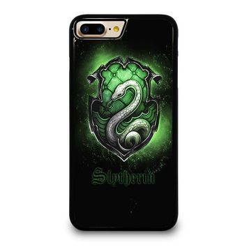 SLYTHERIN LOGO iPhone 4/4S 5/5S/SE 5C 6/6S 7 8 Plus X Case