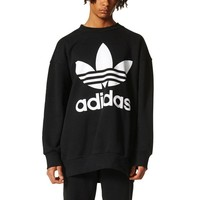 BQ1814_adidas Sweater  – Adc F black/white_2017_Men_Cotton_Nuevo