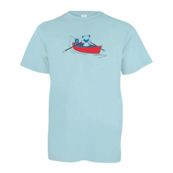 Grateful Dead Terrapin & Bear Dinghy Youth T Shirt