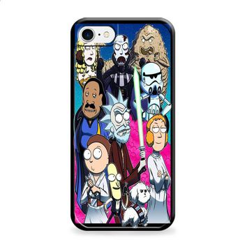 Rick and Morty Star wars iPhone 7 | iPhone 7 Plus case