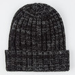 Yea.Nice The Hathaway Beanie Black One Size For Men 27285110001
