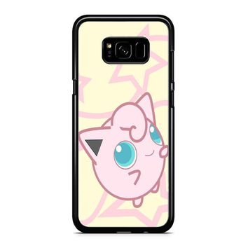 Pokemon Jigglypuff 2 Samsung Galaxy S8 Case
