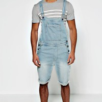 Short Leg Pocket Dungaree