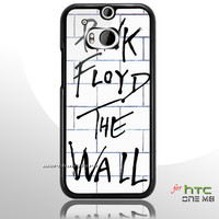 Pink Floyd The Wall HTC One M8 Case