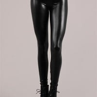 Randall Legging - Black at Necessary Clothing