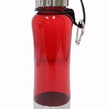 18.5 Ounce Water Bottle in Various Colors, 9-Inch Tall  (ToolUSA: LKCO-6306)