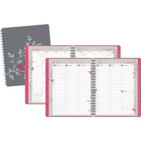 AT-A-GLANCE® 2015/2016 Pop Robin Academic Planner Weekly/Monthly 8 1/2