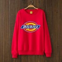 Dickies Woman Men Top Sweater Pullover-1