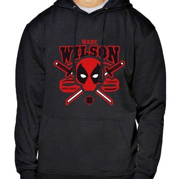 Deadpool Dead pool Taco Hoody For Men Sweatshirt 2018 Spring Fleece Winter  Print Streetwear Hoodie Wade Wilson Fashion Mens Hoodies Harajuku AT_70_6