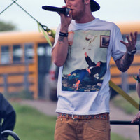 Mac Miller Art Print by amandaeckart | Society6