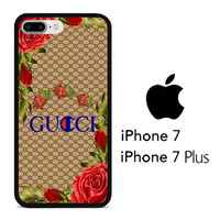 NEW!Gucci.3l3 Champion Rose Fit Case For iPhone 6 6+ 6s 6s+ 7 7+ 8 8+ Cover