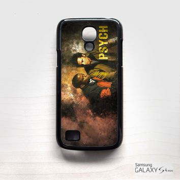 psych tv show for Samsung Galaxy Mini S3/S4/S5 phonecases