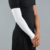 Basic White Arm Sleeve