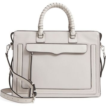 Rebecca Minkoff Large Bree Leather Satchel | Nordstrom