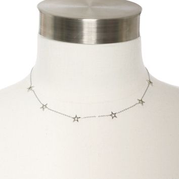 Marlyn Schiff Mini Star Necklace
