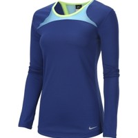 Nike Women's Young And Fast Long Sleeve Running Shirt