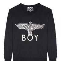 Boy Eagle Sweater by Boy London | WEST L.A. Boutique