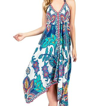 Songbird Midi Dress