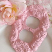 Shabby Chic Outlet Covers & Switchplate Covers   The Bella Cottage