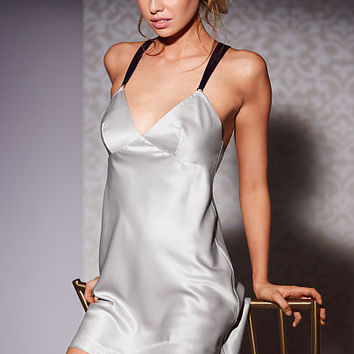 Crossback Satin Slip - Very Sexy - Victoria's Secret