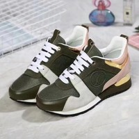 Louis Vuitton Women Fashion Casual Sneakers Sport Shoes-23