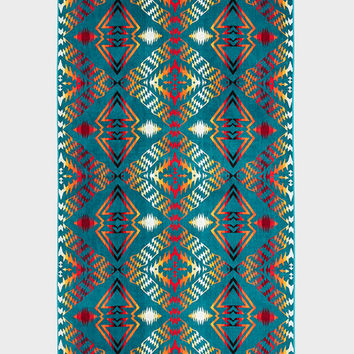 Pendleton Spa Towel Thunder & Earthquake