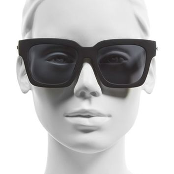 Le Specs 'Weekend Riot' 55mm Retro Sunglasses | Nordstrom