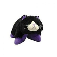 Pillow Pets Pee-Wees 11 Inch Folding Stuffed Animal - Curious Cat