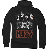 Kiss Rock The House Hoodie
