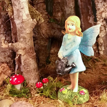 Fairy Figurine, Fairies, Fairy Decorations, Fairy Statues, Resin Fairies, Fairy Garden Figurines, Garden Fairy, Fairy Doll