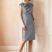 chadwicks.com | APPAREL | Dresses | Special Occasion | Drape Neck Dress