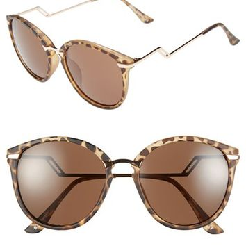 Women's A.J. Morgan 'Sinclair' 54mm Sunglasses