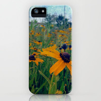 Flower Child iPhone & iPod Case by Olivia Joy StClaire
