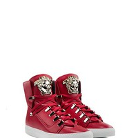 Versace - Palazzo Gold Accent High Top