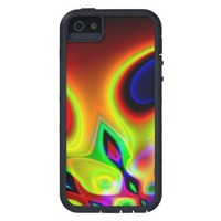 Iphone Cases (trippy colors) iPhone 5 Case