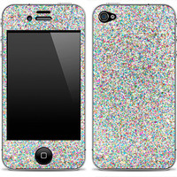 New Colorful Dotted  iPhone 4/4s or 5, iPod Touch 4th or 5th Gen, Galaxy S2 or S3 Skin FREE SHIPPING