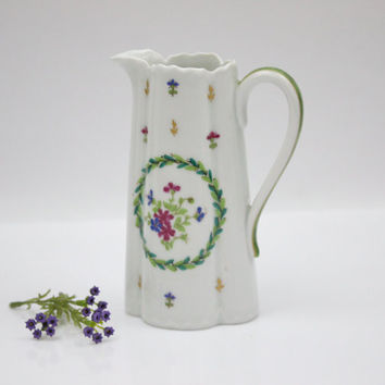 Haviland Limoges Cream Pitcher / Made in France