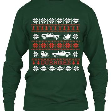 Awesome Duramax Christmas Shirt