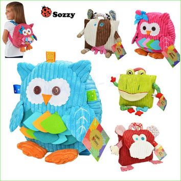Animal-like Figures Kids' Backpack; 1 Piece