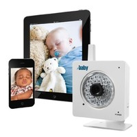 WiFi Baby (2012 Version -1st Gen) - iPhone, iPad, Android, Mac, PC Baby Monitor. Wireless Video, Audio, Alerts. Anywhere. (WFBYMK4-N)