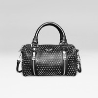 Xs Sunny Studs Leather Bag