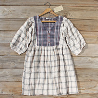 Sweet Plaid Dress