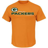 Green Bay Packers All Time Great T-Shirt - Gold