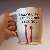 BAD THINGS - True Blood Mug